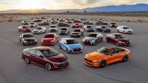 MotorTrend's 2019 Car Of The Year: The Overview - YouTube