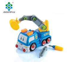 100 Toy Construction Trucks Child Cartoon Engineering Assembly Truck Emergency
