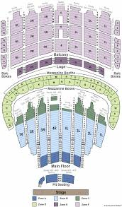 chicago theater seating chart balcony