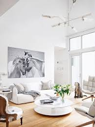 get the look a bright white living room white sofas living