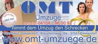 omt umzüge ١ صورة نشاط تجاري محلي kreuzhornweg