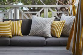 Replacement Patio Chair Cushions Sunbrella by Furniture Cozy Outdoor Furniture Design With Kmart Patio Cushions