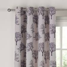 Lined Curtains John Lewis by John Lewis Oakley Trees Eyelet Lined Curtains Bluewater 80 00