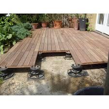 plot reglable pour terrasse bois réglable pour terrasse h70
