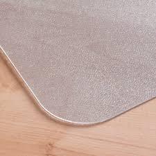 Hard Surface Office Chair Mat by Floortex Cleartex Advantagemat 36 X 48 Chair Mat For Hard Floor