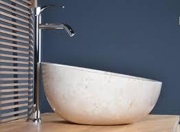 vasque à poser en marbre marion arnoud loherst photo n 98