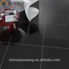 stocked solid color polished porcelain floor tiles with iso9001
