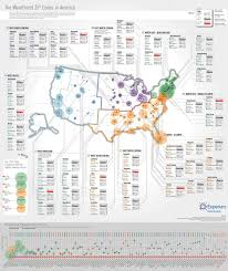 Experian Employee Help Desk by The Wealthiest Zip Codes In America The Washington Post