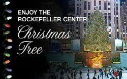 Rockefeller Christmas Tree Lighting 2018 by New York City Events December 2017 Rockefeller Tree Activities