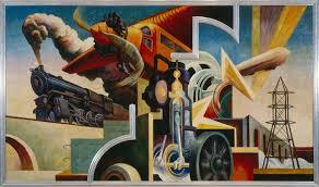 thomas hart benton s america today mural essay heilbrunn