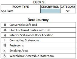 Azamara Journey Deck Plan 2017 by Azamara Journey Overview