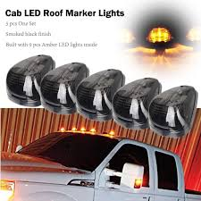 5pcs Amber LED Cab Roof Top Marker Running Lights For Jeep Truck SUV ... Dodge Heavy Duty Cab Roof Light Truck Car Parts 264146bks 2835smd 48 Fxible Tailgate Side Bar Amberwhite Led Strip Amazoncom Recon 26414x Running Automotive 12 Offroad 54w 3765 Lumens Super Bright Leds Ijdmtoy 5pcs Black Smoked Top Marker Lamps With Testing Chromed Lego Bricks With For Making Top Ligh Flickr 5pcs Amber Lights For Jeep Suv Gmc Us Sales Surge 29 Percent In January Partsam Board Lighting Kit 120 Mengs 1pair 05w Waterproof 6x 2835 Smd