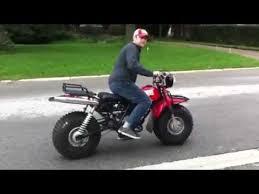 honda cat for honda atc bike