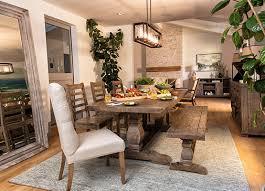 Modern Farmhouse Decor Contemporary Dining Room Sets