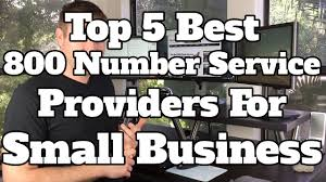 Top 5 Best 800 Number Service Providers For Small Business - The ... Voip Phone Service Review Which System Services Are How To Choose A Voip Provider 7 Steps With Pictures The Top 5 Best 800 Number For Small Businses 4 Advantages Of Business Accelerated Cnections Inc Verizon Winner The 2016 Practices Award For Santa Cruz Company Telephony Providers Infographic What Is In Bangalore India Accuvoip Wisconsin Call Recording 2017 Voip To A Virtual Grasshopper