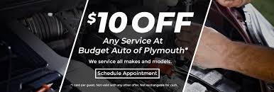Used Car Dealership Plymouth WI | Van Horn Budget