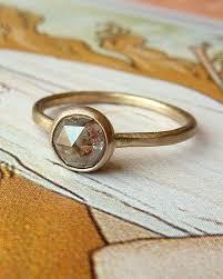 Fancy Coloured Rose Cut Diamond Ring Deposit By Kateszabone 30000