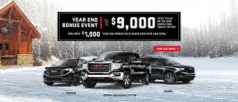 GMC, Buick, & Chevrolet Dealership In Calgary, AB | Shaganappi GM