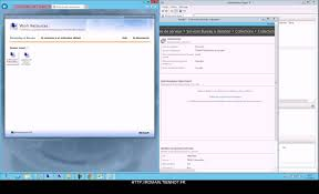 bureau a distance windows server 2012 desktop infrastructure collection