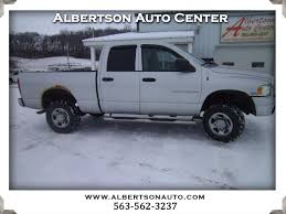 100 2003 Dodge Truck Used Ram 2500 For Sale In Spillville IA 52168 Albertson