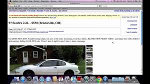 100 Craigslist Cleveland Cars And Trucks Ohio Used And Deals Online For