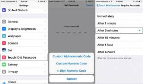 Lock Messages on iPhone to Protect message conversations