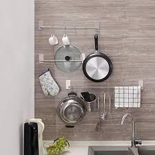 40cm weare home gebürstete oberfläche silbern einfach modern