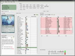 collectible card game headquarters view topic deck builder and