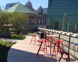 Motorola Mobility Corporate Headquarters Roof Terrace – Wolff