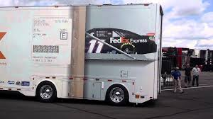 Denny Hamlin's Hauler Has Left The Track At Pocono - YouTube Overturned Fedex Truck Shuts Down Part Of I95n In Westwood Necn Tnt Express Track Parks Dtown Melbourne Australia Express Pickup And Delivery Service Options Freight Ltl Shipping Forms Canada Hazardous Materials Forecasts Record Volume This Holiday Season Volvo Trucks Successfully Demonstrate Platooning On Advanced Shipment Tracking Web Shoppers Beware To Charge By Package Size Wsj Caught Video Uta Frontrunner Train Crashes Into Truck