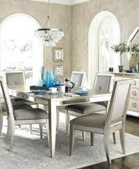 Macys Furniture Dining Room Set Table And 6 Side Chairs