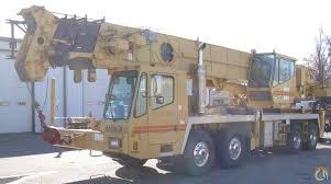 1997 Grove TMS 870B / 70 Ton Truck Crane Crane For Sale In Calvert ...