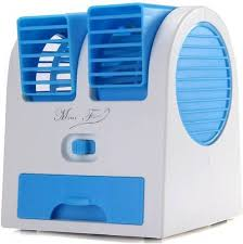 Bladeless Table Fan India by Mini Small Fan Cooling Dual Bladeless Air Conditioner Usb Usb