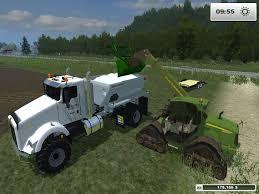 100 Fertilizer Truck Kenworth T800 Spreader Modhubus