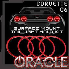 Corvette 2005 2013 Oracle LED Lighting Waterproof Surface Mount