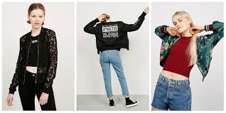 Teen Fashion 2017 Girls Clothing Trends