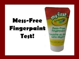 Crayola Bathtub Fingerpaint Soap Target by My First Crayola Mess Free Fingerpaint Test Youtube