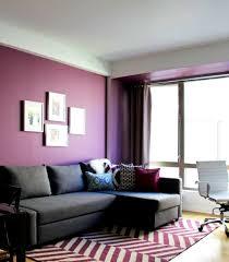 Living Purple Room Area Rug Grey And