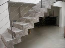 comment faire un escalier en beton transformation renovation d