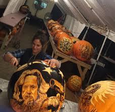 Roger Williams Pumpkin by The Magic Behind Roger Williams Park Zoo U0027s Jack O Lantern Spectacular