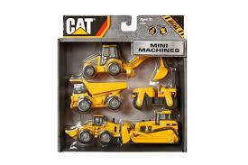 Toy State CAT Mini Machine, 3