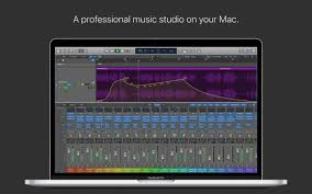 Logic Pro X On The Mac App Store