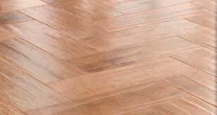 PVC Flooring Textured Wood Look High Performance