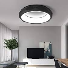 einfache moderne len schlafzimmer deckenleuchte led runde