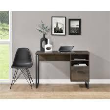 Ameriwood L Shaped Desk Assembly by Ameriwood Furniture Candon Desk Medium Brown