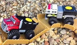 100 Stomper Toy Trucks Tonka Climbovers Heavy Hauler Fire Mighty Machines Trucks