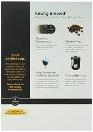 Caribou Coffee Mahogany K Cups For Keurig Brewers 96 Count