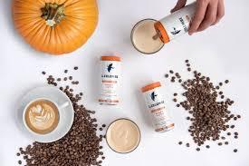 Starbucks Pumpkin Spice Frappuccino Bottle by La Colombe Jumps On The Pumpkin Spice Latte Train Eater