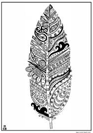 Adults Patterns Coloring Pages 06