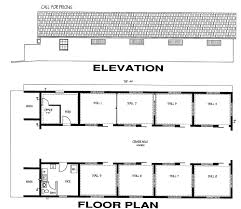 Shed Row Barns Plans by Horse Barn Floor Plans Stall